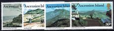 Ascension 1981 Green Mountain Farm unmounted mint.