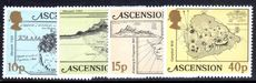 Ascension 1981 Early Maps unmounted mint.
