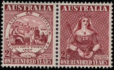 Australia 1950 Stamp Centenary unmounted mint.