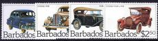 Barbados 1983 Classic Cars unmounted mint.