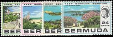Bermuda 1971 Keep Bermuda Beautiful unmounted mint.