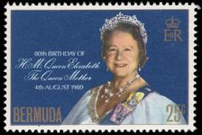 Bermuda 1980 Queen Mother unmounted mint.