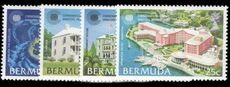Bermuda 1980 Finance Ministers Meeting unmounted mint.