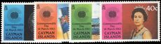 Cayman Islands 1983 Commonwealth Day unmounted mint.