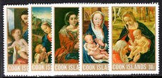 Cook Islands 1968 Christmas unmounted mint.