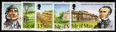 Isle of Man 1980 Kermode family in Tasmania unmounted mint.