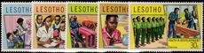Lesotho 1974 Youth & Education unmounted mint.