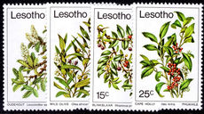 Lesotho 1979 Trees unmounted mint.