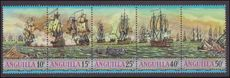 Anguilla 1971 Sea-battles of the West lndies unmounted mint (folded).