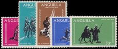 Anguilla 1968 Christmas unmounted mint.