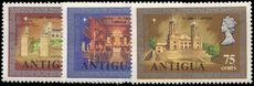 Antigua 1972 Christmas and 125th Anniversary of St. John's Cathedral unmounted mint.