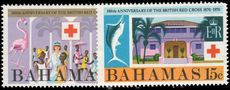 Bahamas 1970 Red Cross unmounted mint.