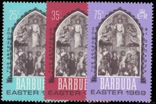 Barbuda 1969 Easter Commemoration unmounted mint.