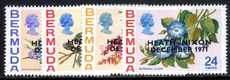 Bermuda 1971 Anglo-American Talks unmounted mint.
