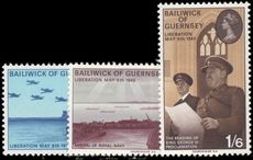 Guernsey 1970 Anniversary of Liberation unmounted mint.