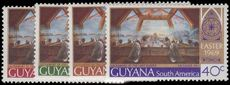 Guyana 1969 Easter unmounted mint.