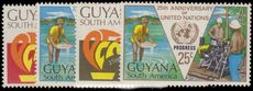 Guyana 1970 25th Anniv of United Nations unmounted mint.