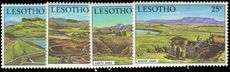 Lesotho 1971 Soil Conservation unmounted mint.