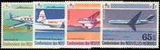 French New Hebrides 1972 Aircraft unmounted mint.