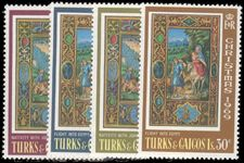 Turks & Caicos Islands 1969 Christmas unmounted mint.