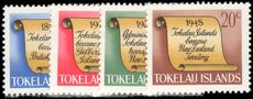 Tokelau 1969 History of Tokelau Islands unmounted mint.