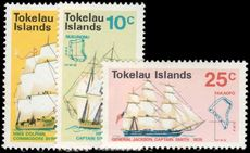 Tokelau 1970 Discovery of Tokelau Islands unmounted mint.