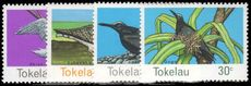 Tokelau 1977 Birds of Tokelau unmounted mint.