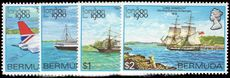 Bermuda 1980 London 80 unmounted mint.