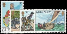 Guernsey 1984 Sir John Doyle unmounted mint.