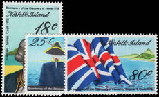 Norfolk Island 1978 Captain Cook (5th) unmounted mint.