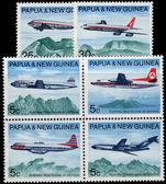 Papua New Guinea 1970 Australian and New Guinea Air Services unmounted mint.