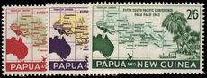 Papua New Guinea 1962 Fifth South Pacific Conference Pago Pago unmounted mint.