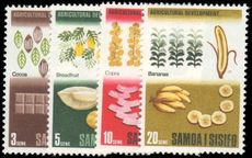 Samoa 1968 Agricultural Development unmounted mint.