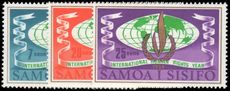 Samoa 1968 Human Rights Year unmounted mint.