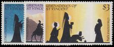 St Vincent Grenadines 1984 Christmas unmounted mint.