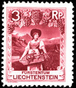 Liechtenstein 1930 3r perf 10½ unmounted mint.