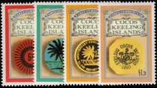 Cocos (Keeling) Islands 1993 Early Cocos currency unmounted mint.