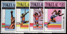 Tokelau 1992 Olympics unmounted mint.