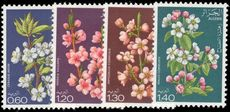 Algeria 1978 Fruit Tree Blossoms unmounted mint.