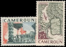 Cameroon 1959 Bananas unmounted mint.
