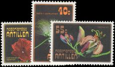 Netherlands Antilles 1977 Flowers unmounted mint.