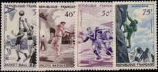 France 1956 Sports unmounted mint.
