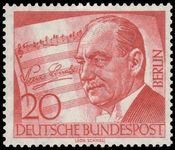 Berlin 1956 Lincke unmounted mint.