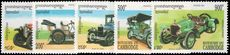 Cambodia 1994 Motor Cars unmounted mint.