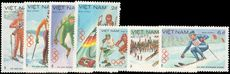 Vietnam 1984 Winter Olympics unmounted mint.