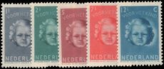 Netherlands 1945 Child Welfare unmounted mint.