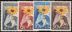 Netherlands 1949 Red Cross unmounted mint.