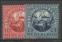 Netherlands 1949 UPU unmounted mint.