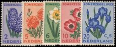 Netherlands 1953 Cultural and Social Relief unmounted mint.