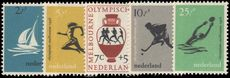 Netherlands 1956 Olympics unmounted mint.